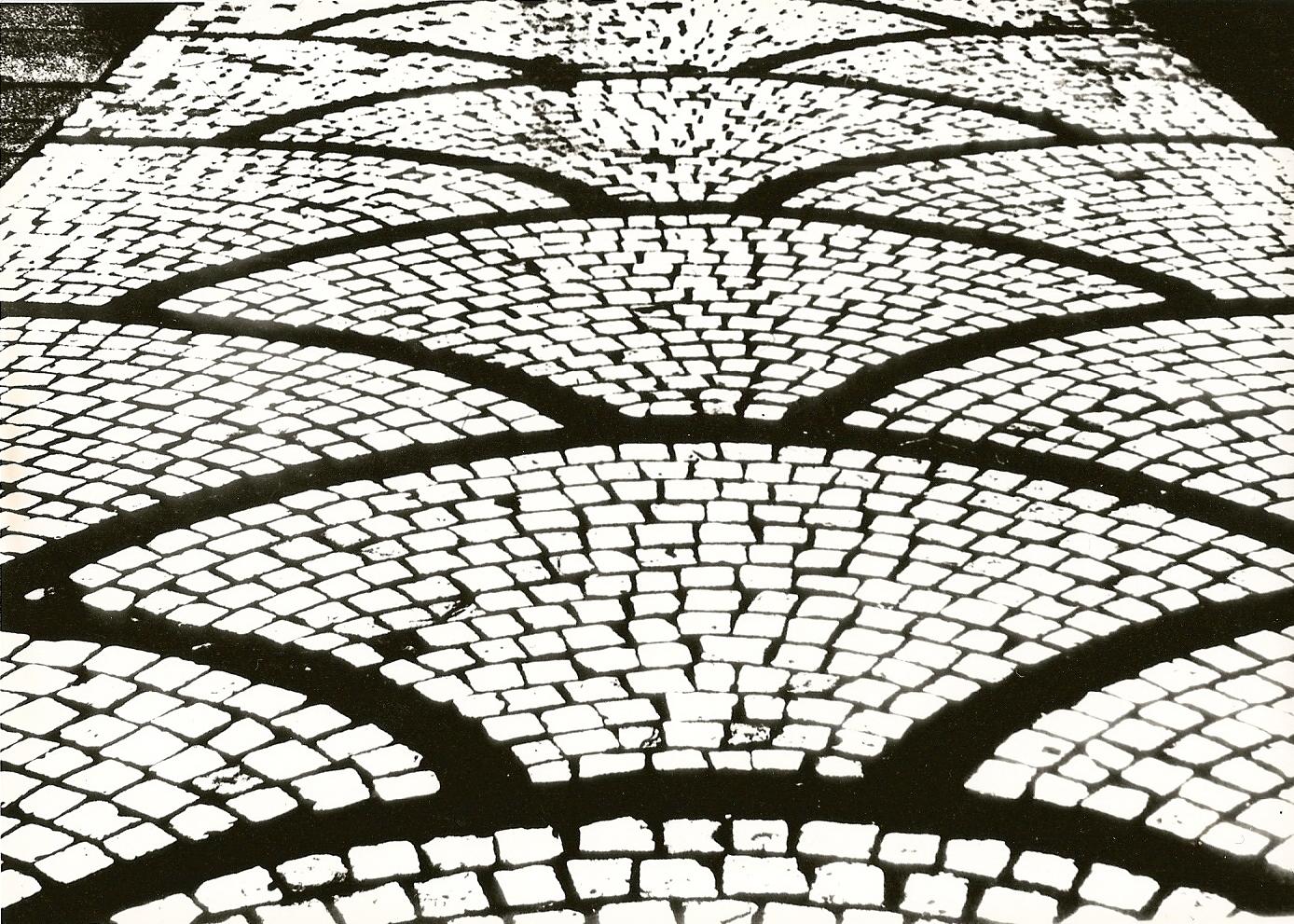Straatwerk in Brugge