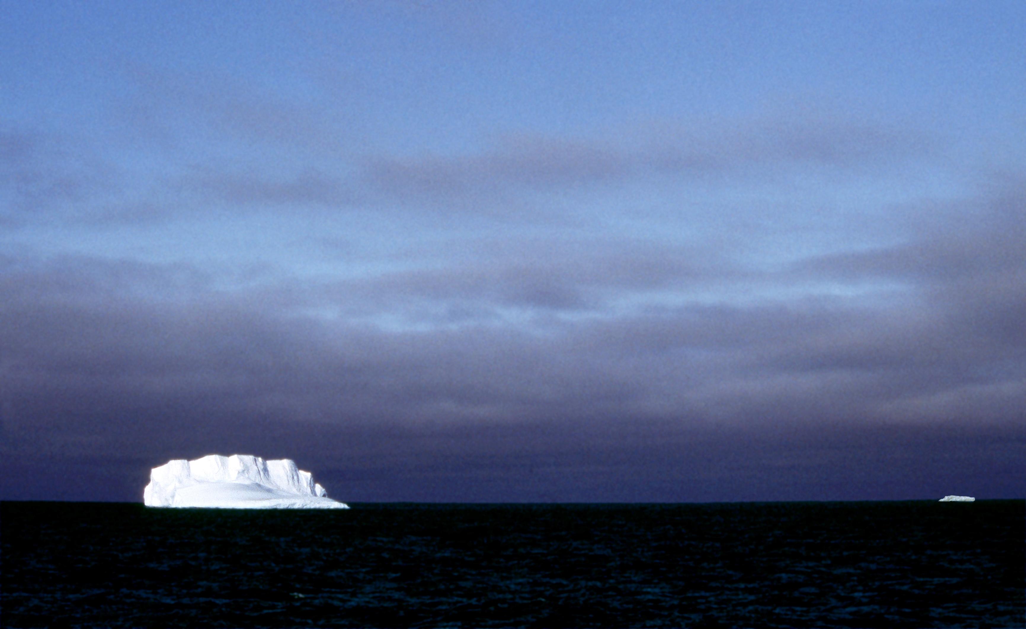 Aan de randen van Antarctica